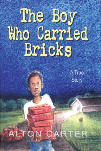 Book Cover of the Boy Who Carried Bricks