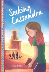 Book cover of Saving Cassandra